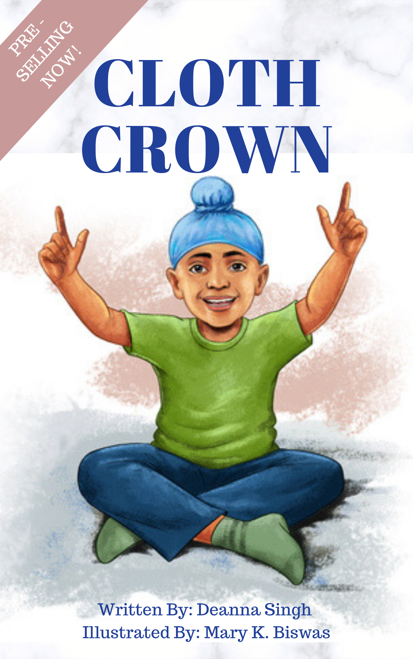 Cloth Crown Cover PresalevFINAL