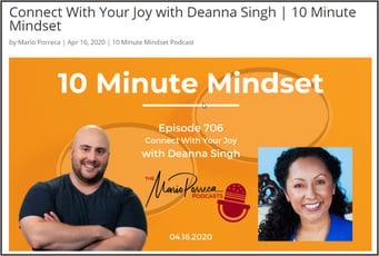podcast img_10 min mindset