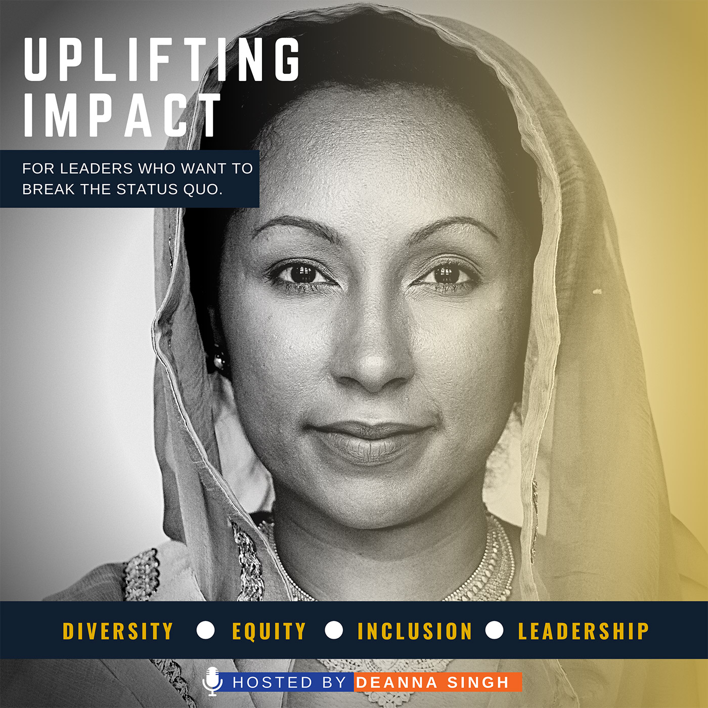 We look at the intersection of Leadership and Diversity, Equity, and Inclusion. There are a lot of people who will discuss the challenges in the DEI space, but not how to solve them. Leaders who want to break the status quo, come here. We will build a more diverse, equitable, and inclusive world together.
